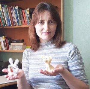 Приветствие от Максименко Светланы Михайловны