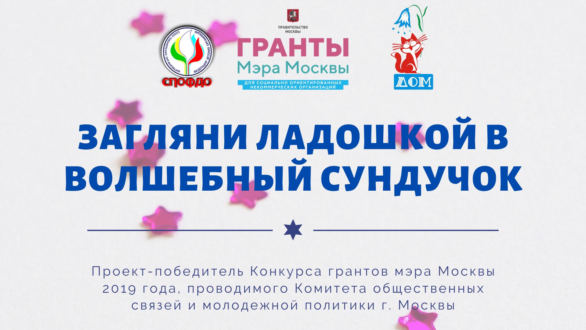 Результаты реализации проекта с 19 октября 2019 г. по 24 марта 2020 г.